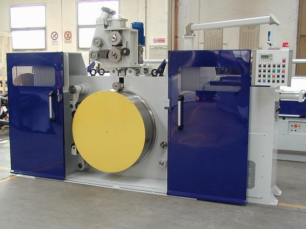 Feed heads for in-line wire drawers - Machines for Fasteners sector