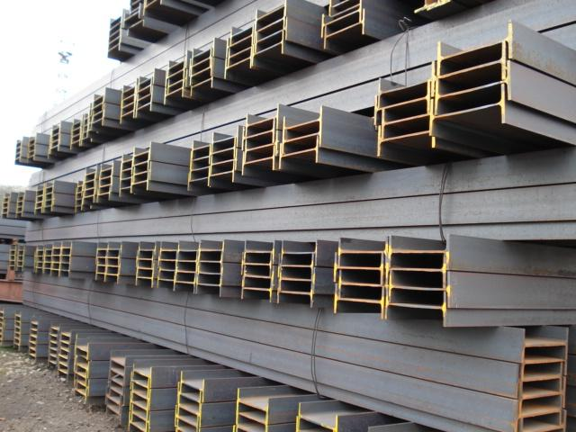 Hot Rolled Profiles - steel profiles