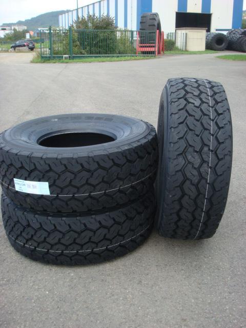 Truck tyres - REF. 445/65R22.5.TRI.TR658