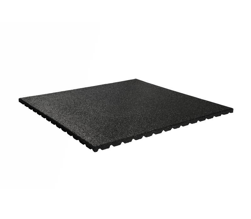Sandwichvloer Impulse - Rubber combinatievloer met een hoge dempende en isolerende waardes.