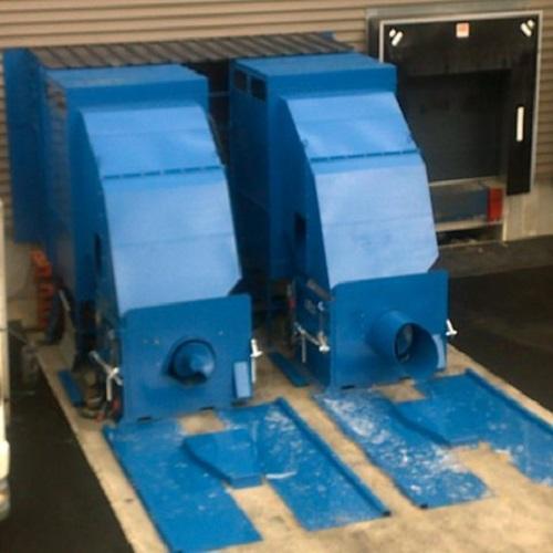 CAV Compacteur à vis - Type de déchets