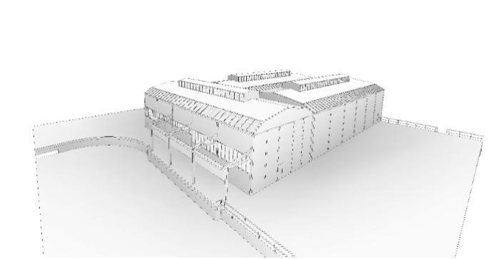 """3D-Laserscanning - """"Scan to BIM"""" - Leistungen"""