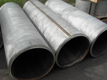 Stainless Steel ASTM A358 Pipes