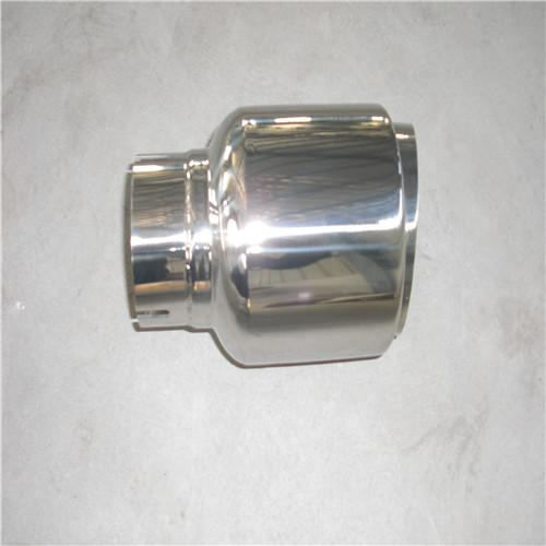 General round tail nozzle - 184*ø100