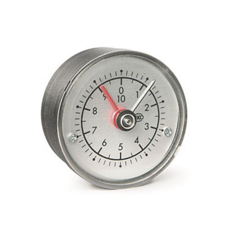 Indicación analógica de posición S50/1 - Indicación analógica de posición S50/1, Para ruedas manuales SIKO pequeñas
