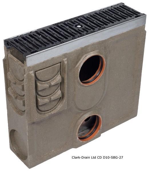 Silt Box - CD D10-SBG-27
