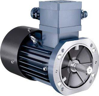 Взрывозащищенные электродвигатели ВРП -