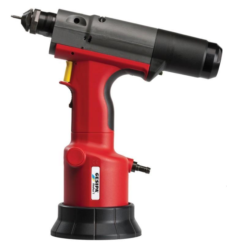 FireFox® 1 F (Hydro-pneumatic blind rivet nut setting tool)