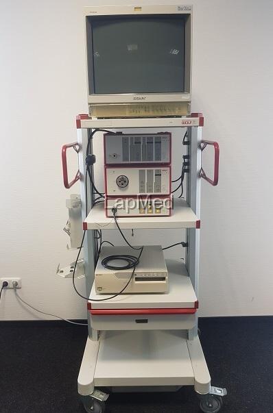 Wolf Endoskopie Turm - Endoskopie