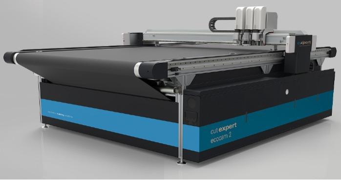 Ecocam 2 - Table de découpe numérique