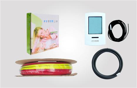 UL двойная кабельная система отопления - UL двойной нагревательный кабель