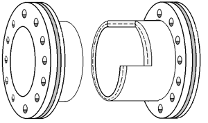 Maximum pressure hose - Technical hose products