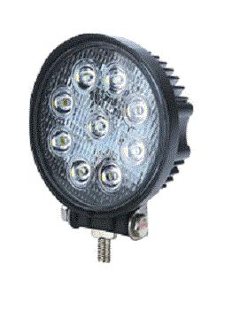 Work Lamp (Round) -