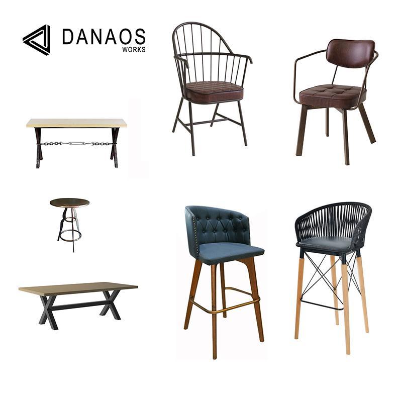 Καρέκλες, Τραπέζια, Σκαμπό - Έπιπλα για επαγγελματικό εξοπλισμός και για το σπίτι