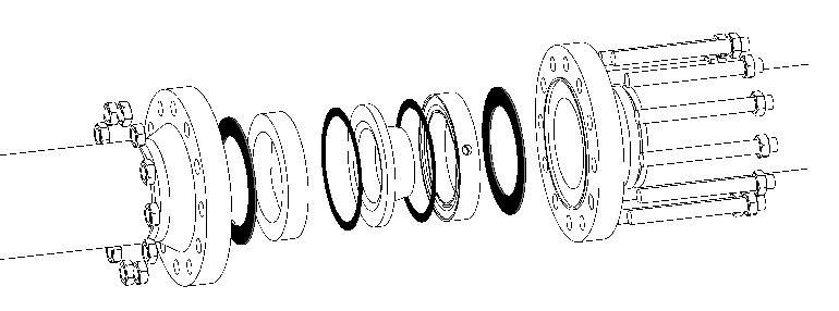Tuyère  - tuyère ISA1932 ou tuyère long rayon