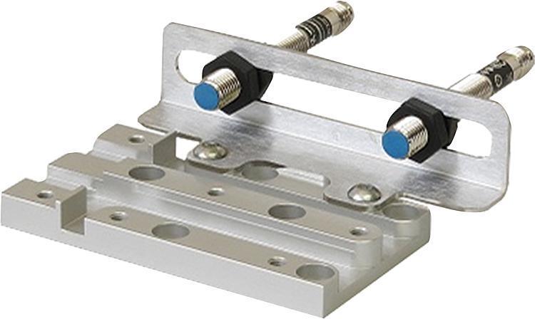 Plaque de montage horizontale - Système de table de positionnement motorisée