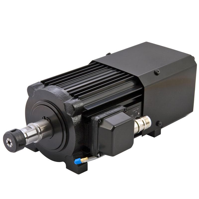 Spindle motor iSA 2200 - Spindle motor with automatic tool exchange