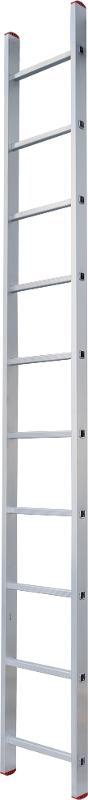 One-section aluminium rung ladder NV 2210 - Rung ladders