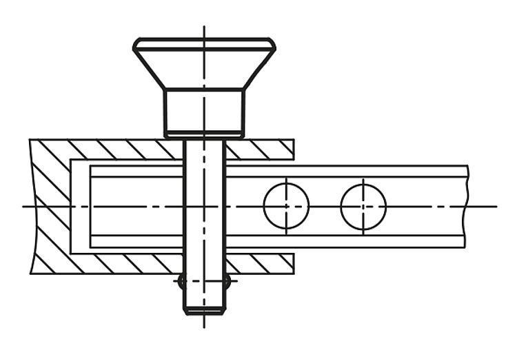 Locking pins - Ball lock pins