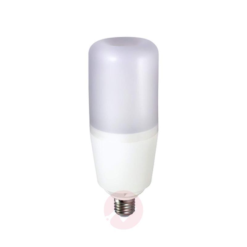 E27 30W 840 NUMO matt LED lamp, 218 mm - light-bulbs