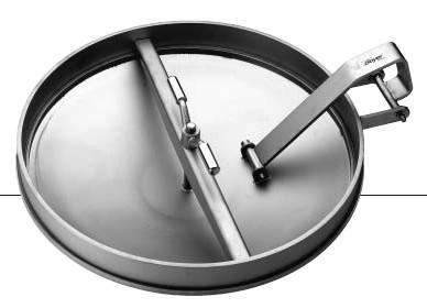Round autoclave lids - Series 12
