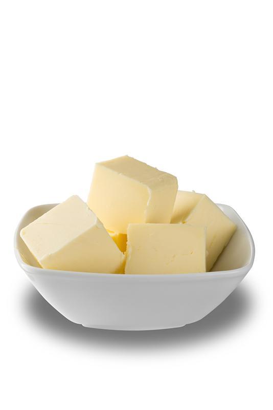 Butter, Deutsche Markenbutter - Butter 82% Fett, auch mit Vanillin oder Carotin