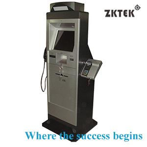 T5 cash, billing, A4 printer and payment kiosk