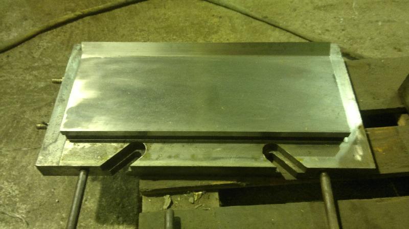 Пресс-формы для полимерпесчаной  - Пресс-форма  для  полимерпесчаных изделий