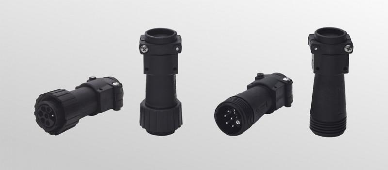Rundsteckverbinder M1 - Universelle Industrie-Steckverbinder für raue Umgebungsbedingungen