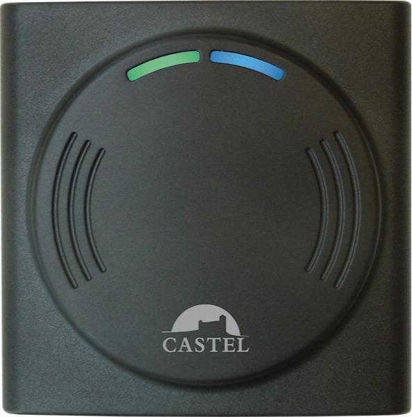 LP60 MI/C - lecteur contrôle d'accès - Lecteur de badges de proximité 13,56 MHz Mifare® N° de série