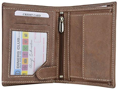 portefeuille en cuir - Porte-feuille 1350