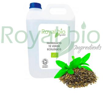 Organic Green Tea Hydrolate - null