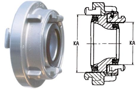 Storz couplings - Reducers Storz to Storz