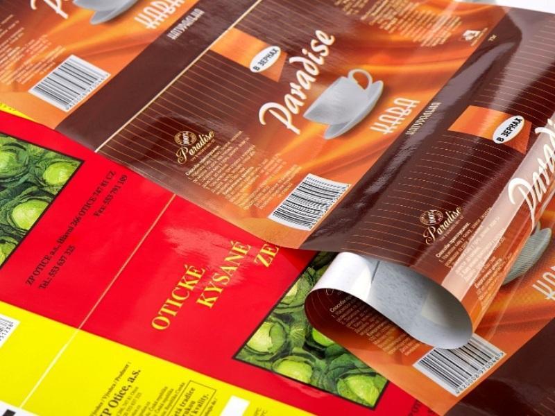 BOPET films and laminates - Multi-layer laminated foils