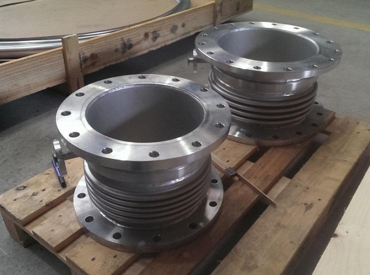 Construction d'appareils  - Construction d'appareils en acier inoxydable et matériaux spéciaux