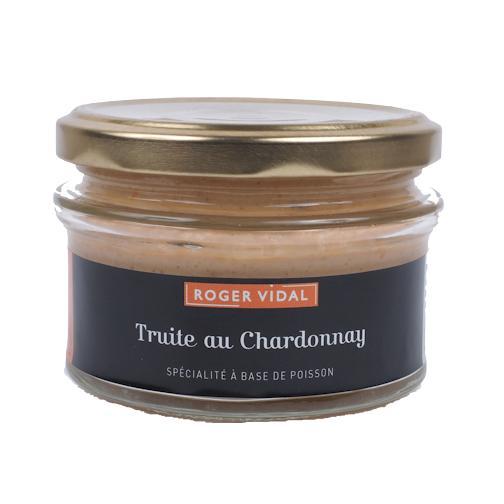 Truite au Chardonnay 140G - Epicerie salée