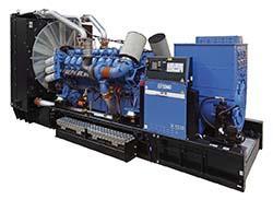 Groupes industriels standard - X1250
