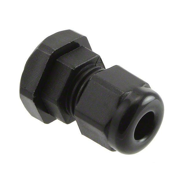 CABLE GLAND NYLON PG7 3-6.5MM - Amphenol Industrial Operations AIO-CSPG7