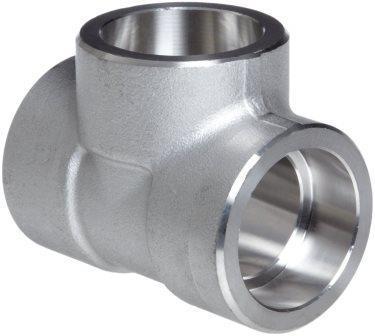 Socketweld Tee - Stainless Socketweld Teel Carbon Steel Socketweld Tee Manufacturer