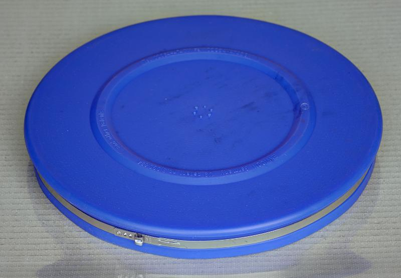 "Membran-Scheibenbelüfter 12"" (327 mm) Silikon - null"