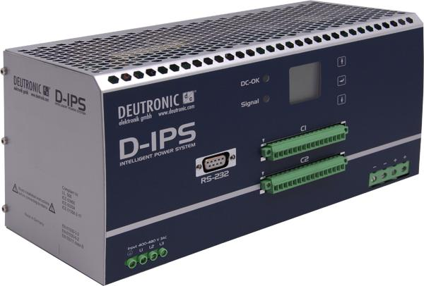 D-IPS1000/3-C 1000 Watt 3AC - D-IPS TS-35