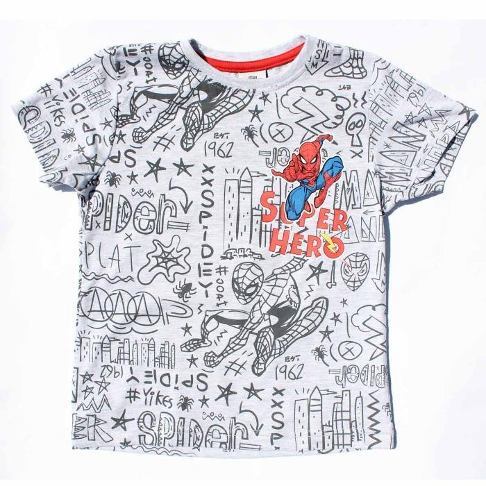 Importador Europa Camiseta Marvel Spiderman - Camiseta y Polo de manga corta