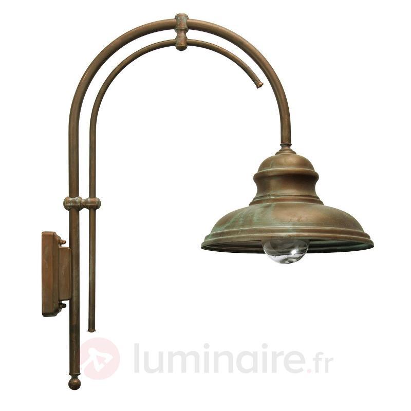 Applique d'extérieur romantique LUCA - Appliques d'extérieur cuivre/laiton