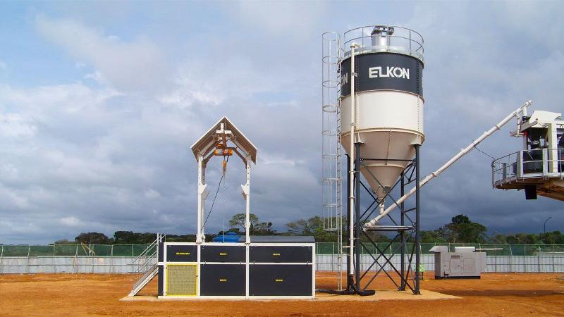 Cement Delivery System - CEMENT SILOS AND CEMENT DELIVERY SYSTEMS