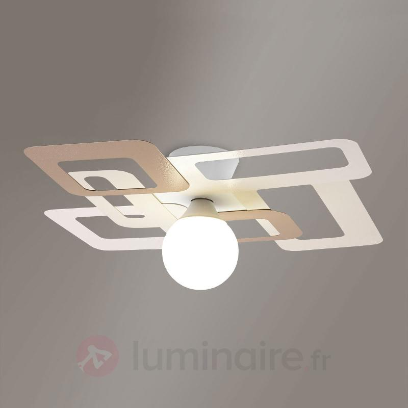 Magnifique plafonnier Kuadara - Plafonniers design