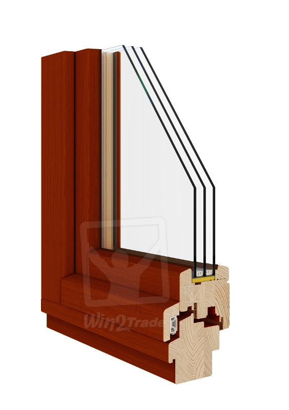 Classic Soft-line (Fenster Holz 68|78|92) -