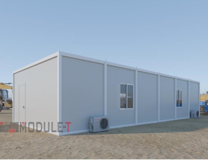 Modular Accommodation Container - MODULAR CONTAINER