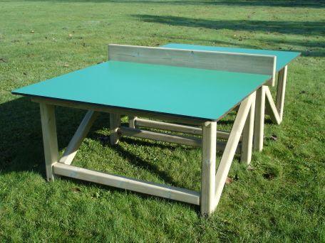 Table de ping pong bois - Jeux - Loisirs - Sports