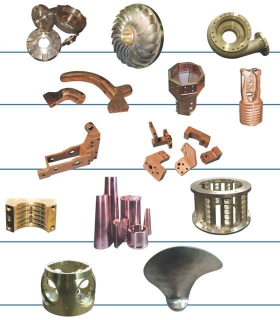 Sand castings SRI - sand casting products from company SRI