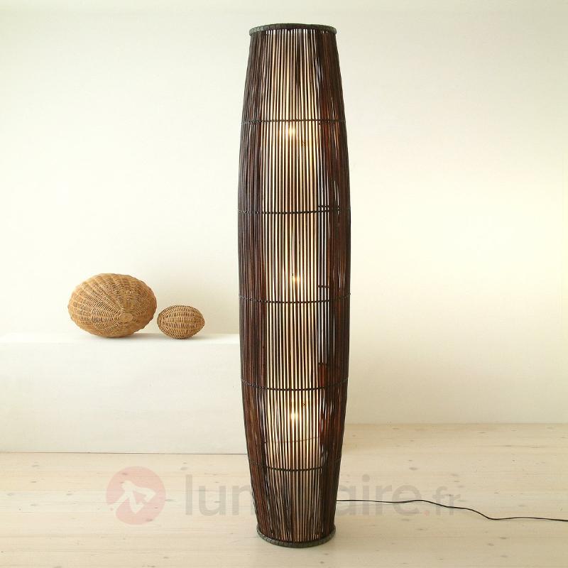 Captivant lampadaire Ethno - Lampadaires design
